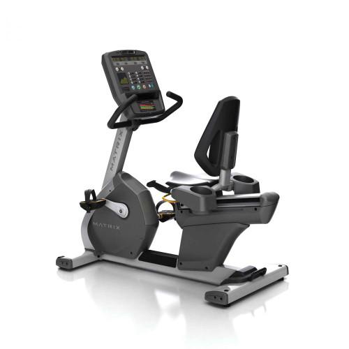 Matrix R5x recumbent exercise bike