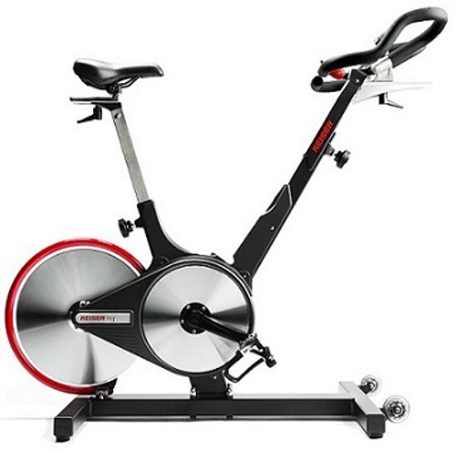 Keiser M3i black spin bike