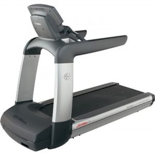 Life Fitness Elevation Series Treadmill Inspire Console