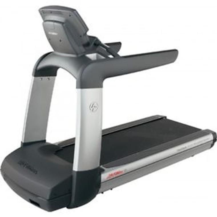 Life Fitness Elevation Series Treadmill Inspire Console