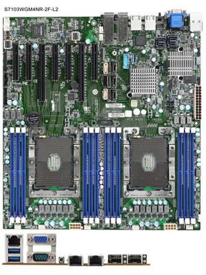 TYAN TEMPEST CX S7103 S7103GM4NR-2F-L2