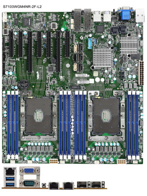 TYAN TEMPEST CX S7103 S7103WGM2NR-2F-L2