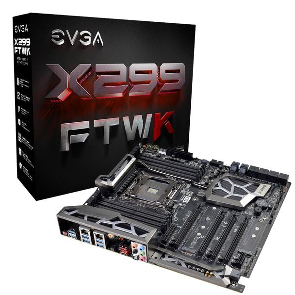 EVGA X299 FTW K