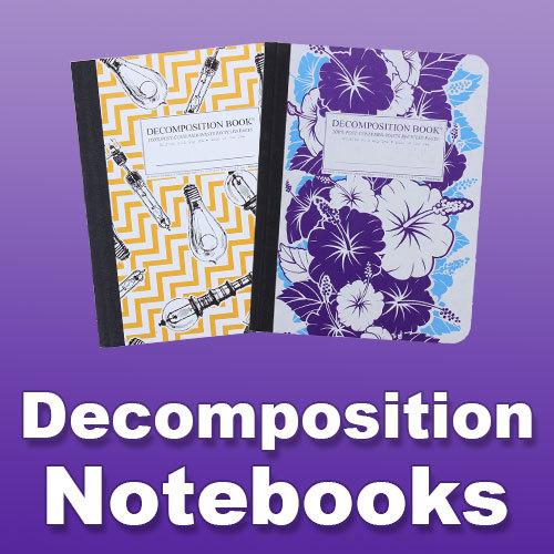 Decomposition Notebooks