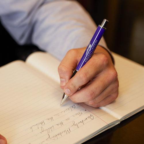 Pens & Notebooks