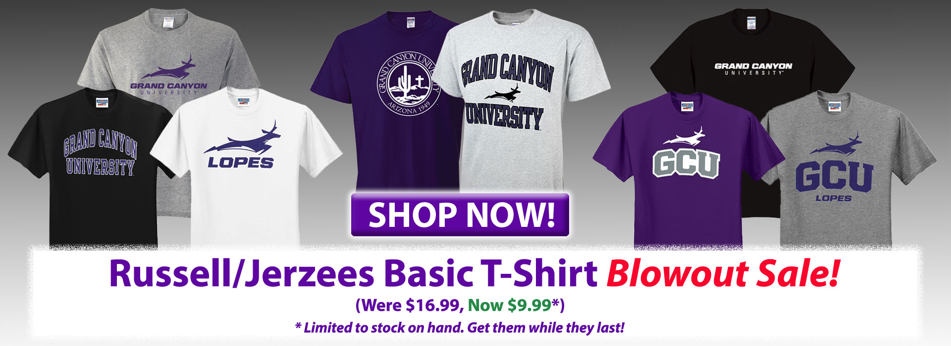 new style 047c9 462f4 GCU Lopes Clothing, Gear   Gifts   Lope Shops