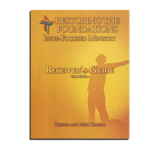 Issue-Focused Ministry Reciever Guide Bulk Pack (25)