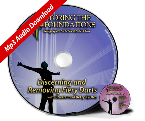 Discerning and Removing Fiery Darts Mp3 Download