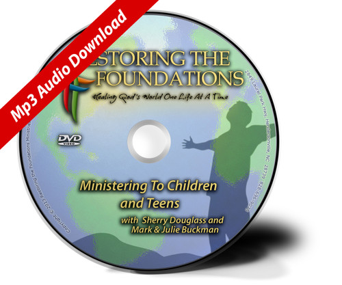 Ministering to Children and Teens Mp3 Download