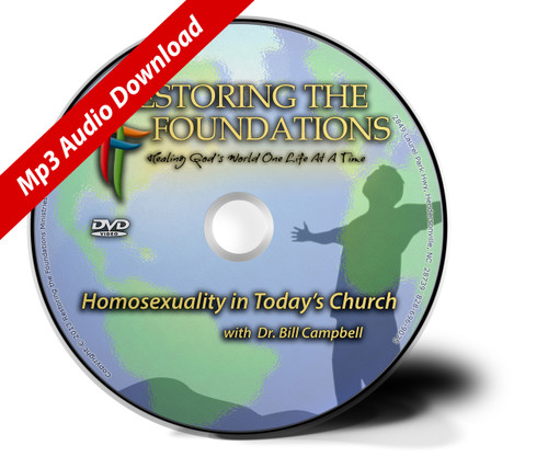 Homosexuality in Today's Church Mp3 Download