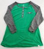 Ladies Henley Tee