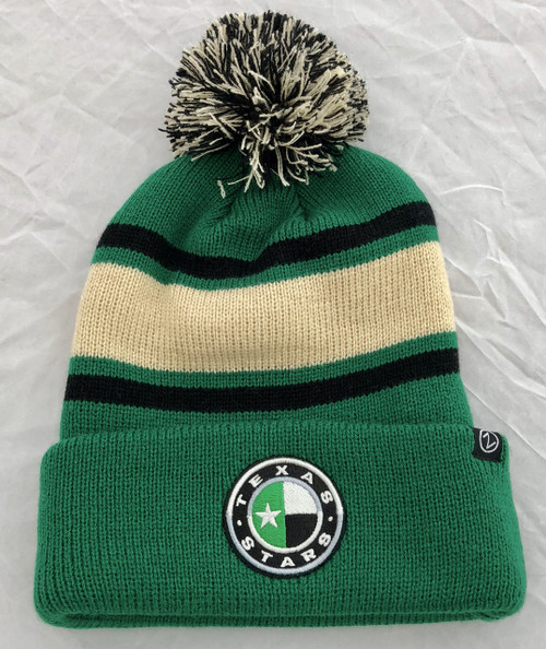 Tradition Cuffed Pom Beanie