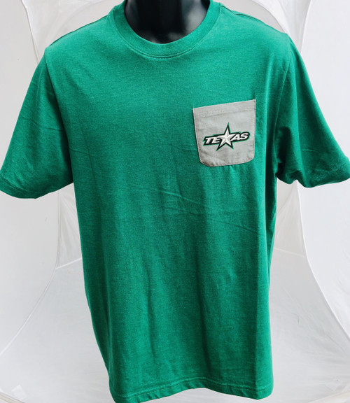 Pocket Tee Front Side