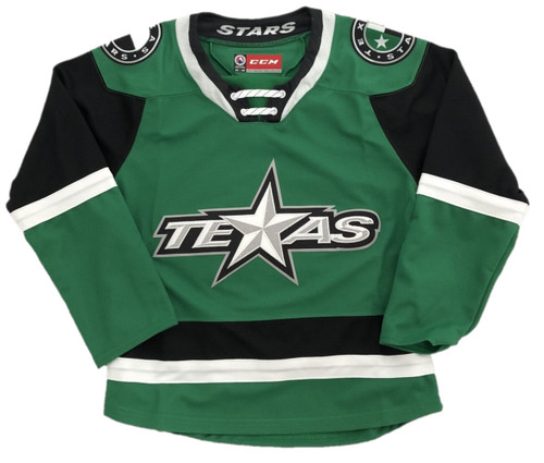 Stars Green Youth Replica Jersey