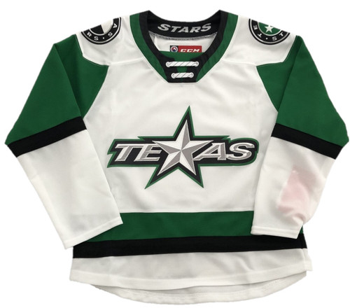 Stars White Youth Replica Jersey