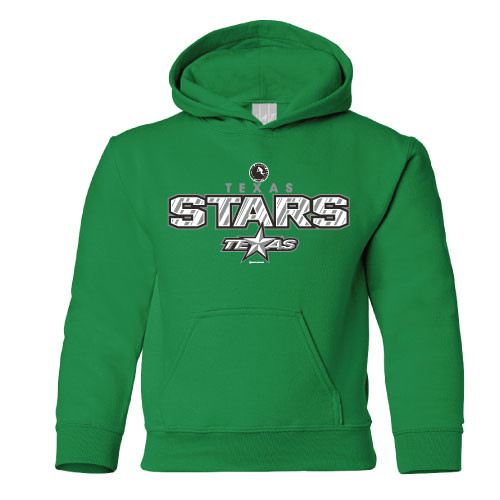 Green Youth Hoodie