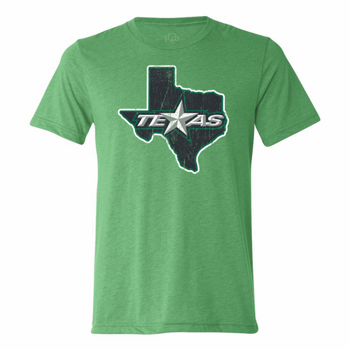 108 Stitches Green State Tee