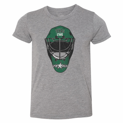 Youth Grey Mask Tee