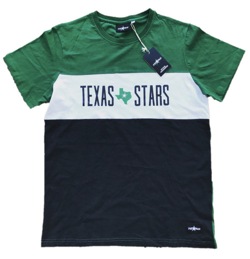 State Color Block Tee
