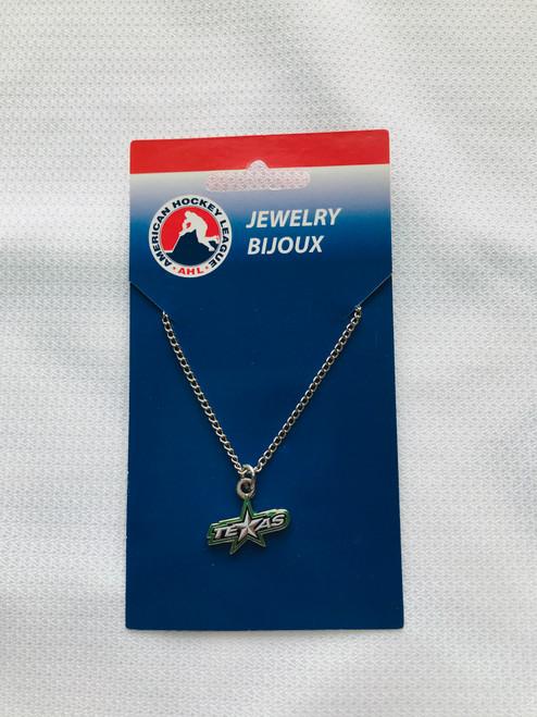 Texas Stars Necklace