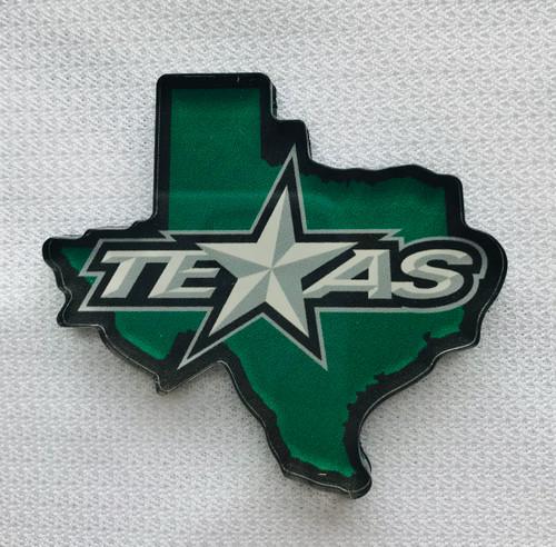 Texas Stars 3D Magnet