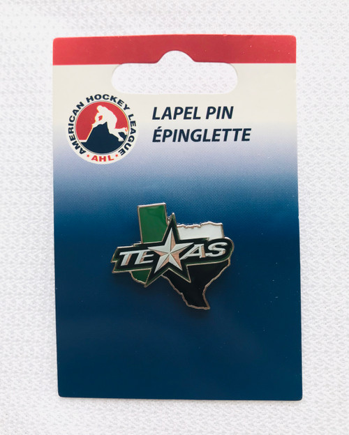 Texas State Lapel Pin