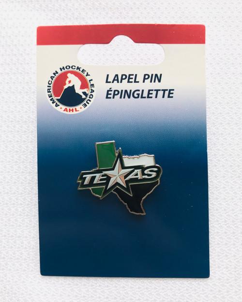 Texas State Lapel Pin