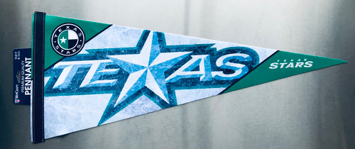 Texas Stars Pennant