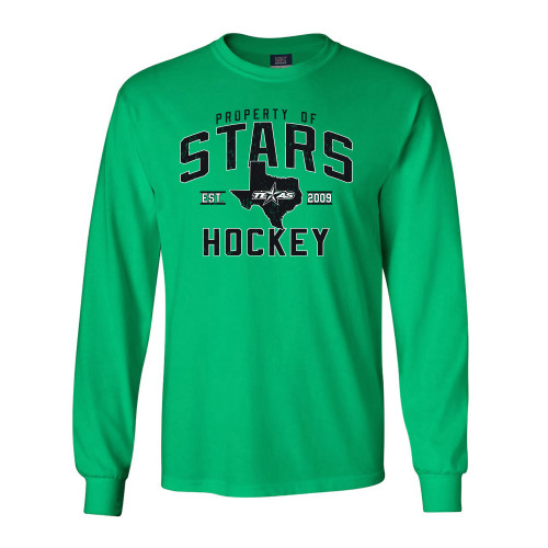 Texas Stars State Long sleeve