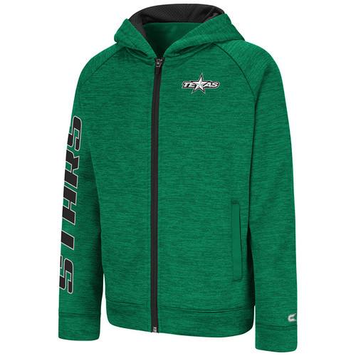 Youth Full Zip Front