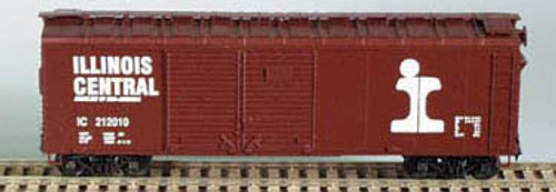 Boswer HO 40 Foot Box Cars (Double Door) KIT IC  3-1206  OL 1