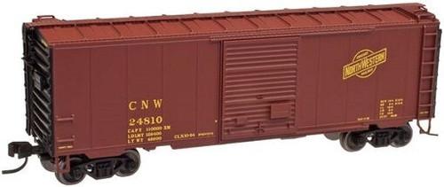 Atlas 50001624 N CNW 40' BOXCAR #24810