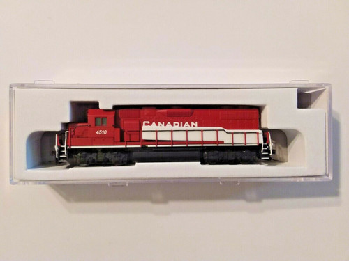 Atlas 40000629 Canadian Pacific EMD GP38-2 #4510 With DCC