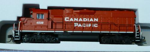 Atlas 40000628 Canadian Pacific EMD GP38-2 #4508 With DCC