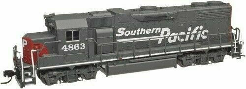 Atlas N Scale Southern Pacific GP38-2 #4859 with DCC Item 40000647