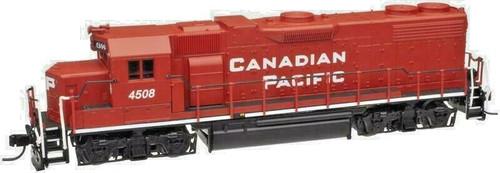 Atlas N Scale 40000731 N Canadian Pacific GP38-2 Locomotive #4508