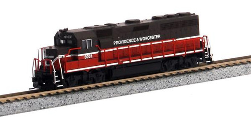 Atlas 40000383 N Scale  P&W GP-40 #3001