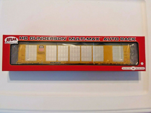 20006196 GUNDERSON MULTI-MAX AUTO RACK Union Pacific [TTGX] #697387