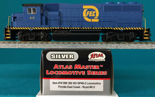 EMD GP40-2  Florida East Coast