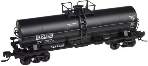 N Scale Atlas 11,000-Gallon Tank Car w/Platform PSPX 50001582