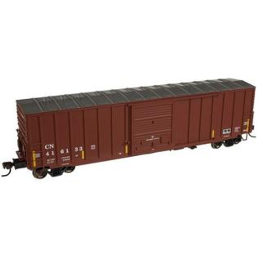 Canadian National 50' Rib Side Box Car 416133
