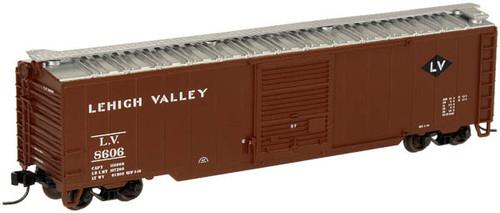 Atlas TM 50' Single Door Box Car Lehigh Valley