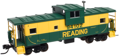 Atlas N Scale 50000986 Extended Vision Caboose Reading #94102