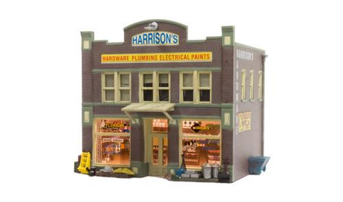 Woodland Scenics HO Scale Harrison's Hardware