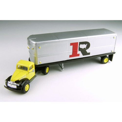 Classic Metal Works HO 41/46 Chey Tractor/Trailer Set- Ryder