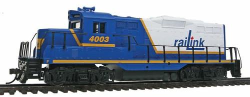 Walthers Trainline HO GP-9M Rail Link Locomotive