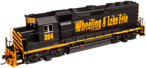 Atlas Ho  GP40 Low Nose Wheeling & Lake Erie #304