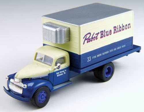Classic Metal Works 41/46 Chevrolet Delivery Truck Pabst Blue Ribbon