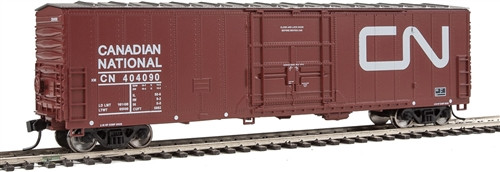 Walthers  50' FDG Boxcar Canadian National #404090