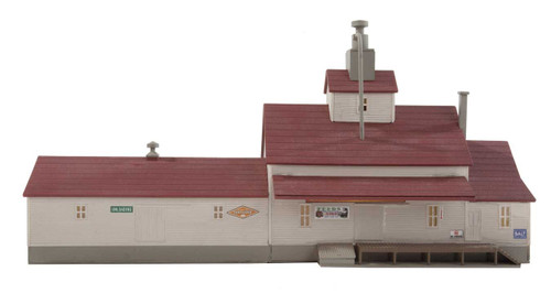 Walthers N Sunrise Feed Mill Kit